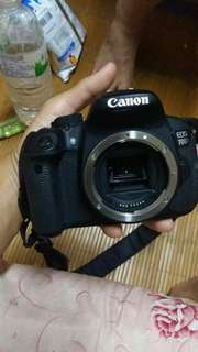 🚚 Canon eos 700d