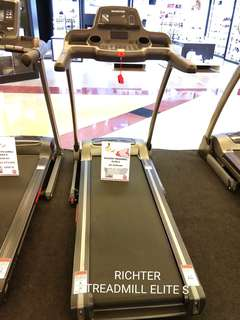 DP 0% RICHTER ELITE S Treadmill Kredit Tanpa Kartu Kredit