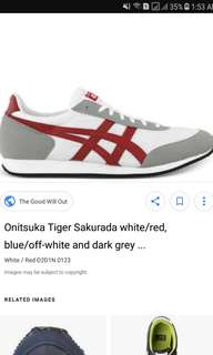 Authentic Onitsuka Tiger Shoes
