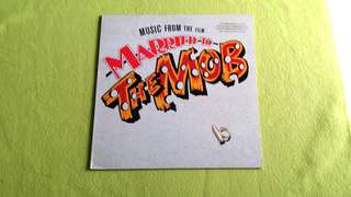 MARRIED TO THE MOB . music from the film. Vinyl record