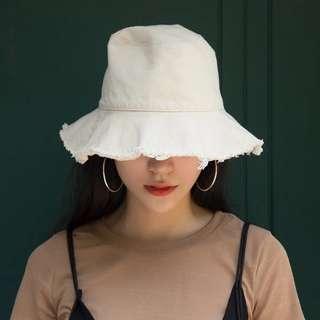 🚚 韓版春夏必備百搭漁夫帽