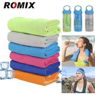 Romix Ice Evaporative Cooling Towel