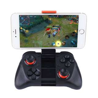 Android Smart Phone Game Controller