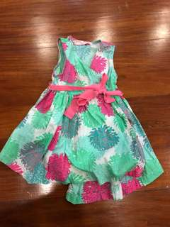 Gingersnaps dress for babies
