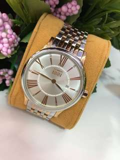 Cerutti 1881 watch unisex 42mm