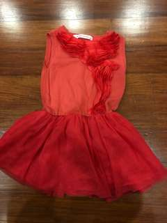 Gingersnaps party dress