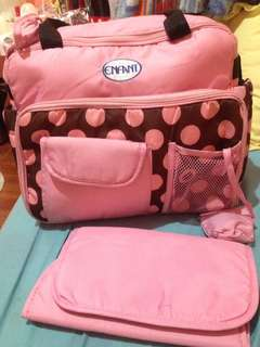 Enfant diaper bag