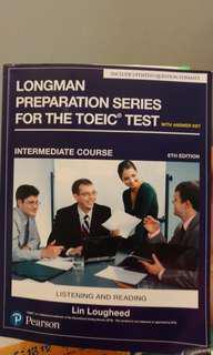 🚚 新多益 參考書 Longman Preparation Series for the TOEIC Test
