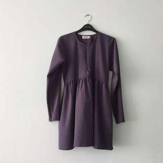 Anggunzara nursing blouse