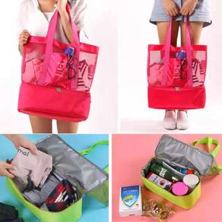Play and Joy Picnic Bag or Shoe Compartment