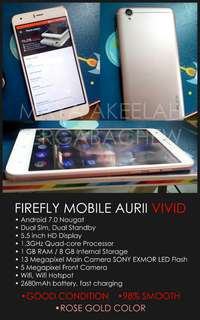 FIREFLY MOBILE AURII VIVID