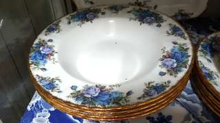 Royal Albert Soup Plate