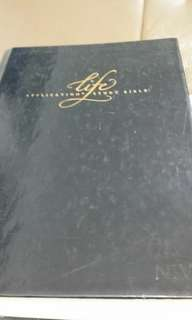 Life,application study bible
