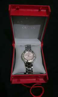 GUESS WATCH WOMAN (preloved)