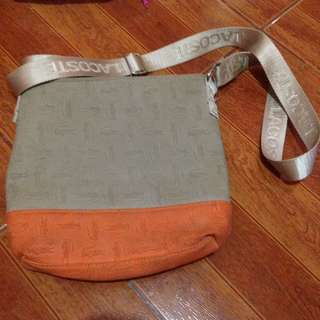 Lacoste class a sling