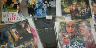 Movie CD's at cheap price (sealed n used)