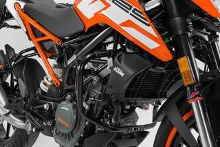 KTM 125 Duke (2017 - 2018) SW-Motech Crash Bar