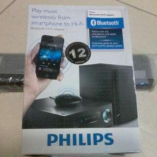 清屋 全新 Philips Bluetooth Hi Fi Adapter AEA2000