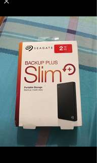 Bnew Seagated 2tb External Hard Disk