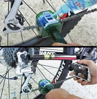 Brand New Bicycle Chain Cleaner/Wheel Cleaner for you to do Maintenance on your Bicycle