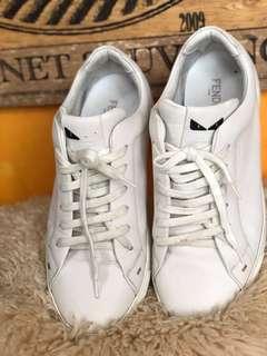 100% authentic Fendi bug sneakers 90% new