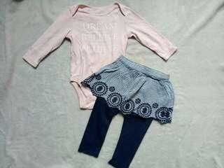 Girl set