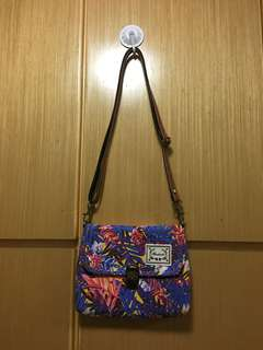 Summer floral Print bag (bought in Thailand)