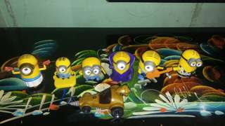 minions happy meal
