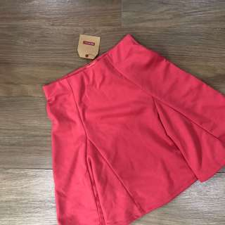 BENCH Pink Skirt (Brand New)