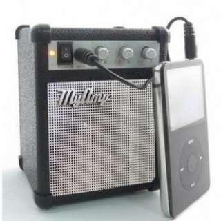 MAXGear My Amp Retro USB Speaker AUX Audio Jack to Phone Tablet MP3