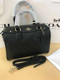 Original coach women Bennett crossgain Ready Stock