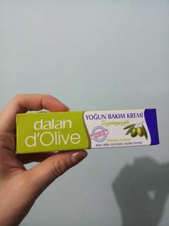 Olive Oil Intensive Cream