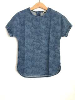 Stella McCartney Kids Denim Dress