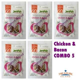 Jerhigh Chicken & Bacon