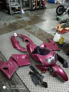 Used Nsr150sp Coverset