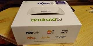 (全新)世界盃now Android Tv 可睇曬64場賽事及最新電影