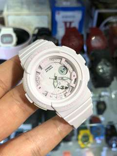 Casio baby-g g shock 手錶