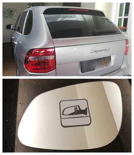 Porche Cayenne S, Macan Side Mirror all models and series