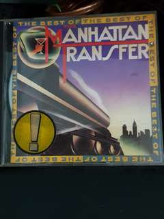 The best of Manhattan transfer