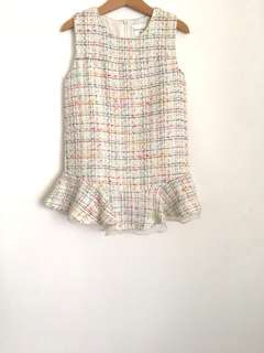 Marie Mullin Kids Tweed Dress