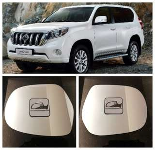 Toyota Land Cruiser Prado 4x4 side mirror all models and series