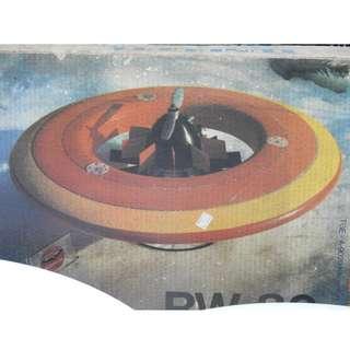 UFO  1990 - TurboPlane
