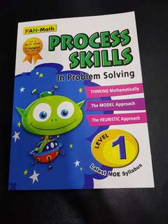 Process Skills in problem solving (Pri. 1)