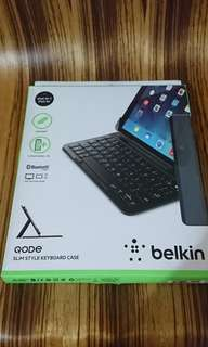 BELKIN Bluetooth Keyboard For IPad Air2藍牙鍵盤