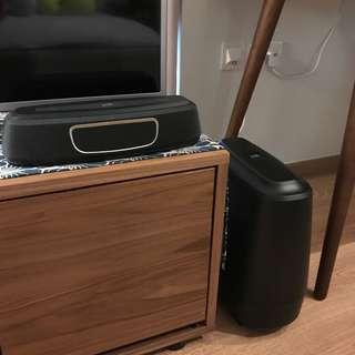 Polk Audio MagniFi Mini Sound Bar with Wireless Sub Woofer