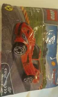 Lego x shell Ferrari collections 40191