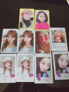 [WTT]TWICE PHOTOCARDS