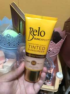 Belo Sun Expert Tinted Sunscreen