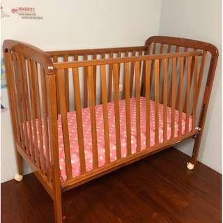 二手嬰兒床 [需自取]