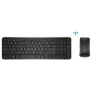 Dell KM714 - keyboard and mouse set - US